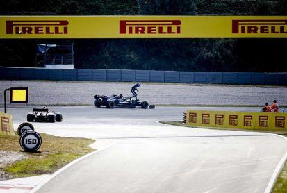 Leclerc y Sainz firman un gran día para Ferrari en Zandvoort