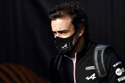 """Alonso: """"Está bien estar en el 'top 10' y salir por la parte limpia"""""""