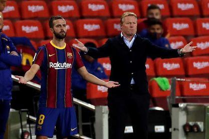 Miralem Pjanic y el único entrenador al que no comprendió