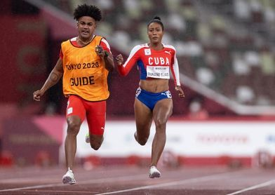 Omara Durand se marcha de Tokio con un triplete de oro