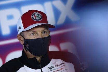 Raikkonen da positivo en covid-19 y le sustituye Kubica en Países Bajos