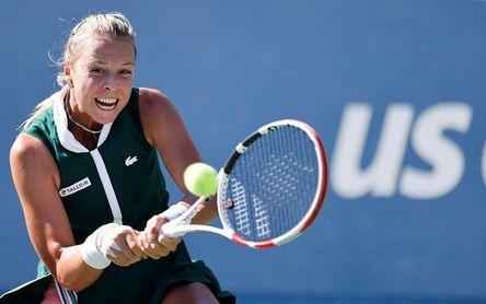 La polaca Swiatek alcanza los octavos de final del US Open y se enfrentará a Bencic