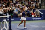 La canadiense Leylah Fernández es la nueva revelación del US Open