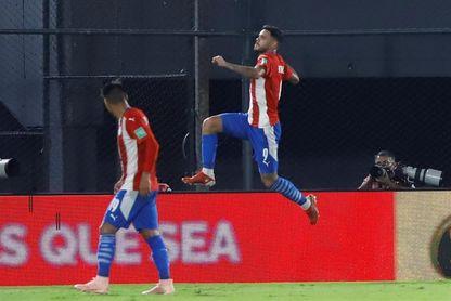 1-1. Paraguay y Colombia empatan en partido dominado por los cafeteros