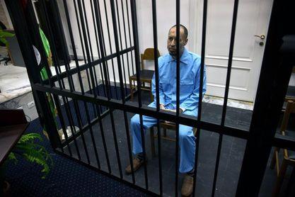 Liberado Al Saadi Gadafi, el hijo futbolista del dictador que jugó en Italia