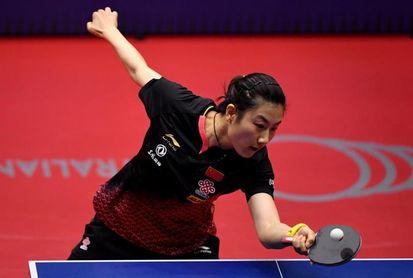 Se retira la china Ding Ning, triple campeona olímpica