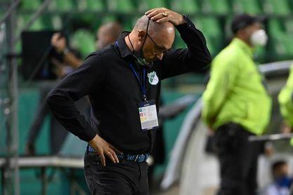 El uruguayo Alfredo Arias sale del Deportivo Cali por malos resultados