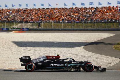 Valtteri Bottas ficha por Alfa Romeo para 2022