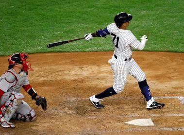 10-5. El venezolano Estrada pega dos jonrones el la victoria de los Gigantes sobre los Rockies