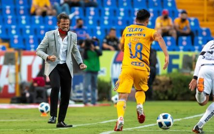 Cocca afirma que el Atlas juega de igual a igual en el Apertura 2021