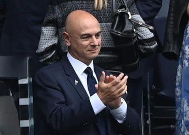 El dueño del Tottenham es nombrado directivo de la ECA