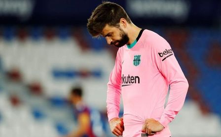 "Piqué: ""Si hubo un momento en que me planteé irme fue con Guardiola"""