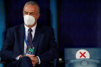 El seleccionador de Ecuador resalta el tercer puesto en la eliminatoria