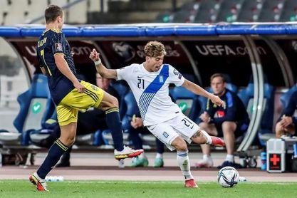 2-1. Suecia patina en Atenas y reanima a España