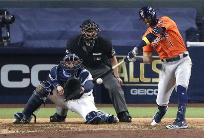5-4. Correa impulsa con un sencillo el triunfo de los Astros sobre los Marineros