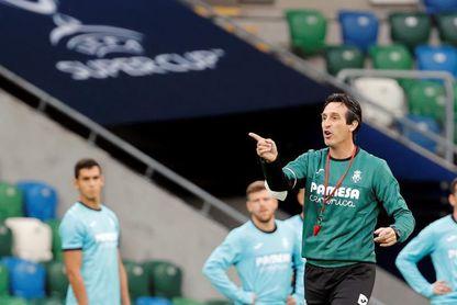 El Villarreal cambia su agenda y se centra en el partido del Atalanta