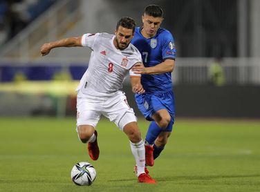 Más de 3,3 millones de telespectadores vieron ganar a España frente a Kosovo