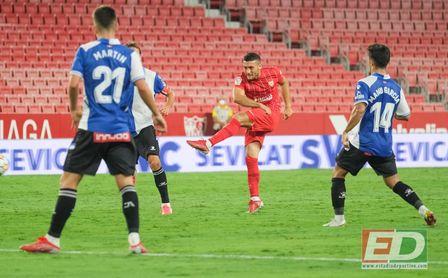 Sevilla FC-Alavés (1-0): Óscar sigue a lo suyo, vuelve Koundé, reaparece Ocampos... y otro triunfo