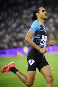 Mohamed Katir firma una brillante quinta plaza en los 1.500