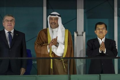 Condenado a prisión el jeque kuwaití Al-Sabah, importante figura del COI