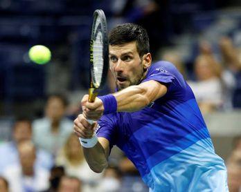 Djokovic busca revancha ante Zverev y Medvedev superar a Auger-Aliassime