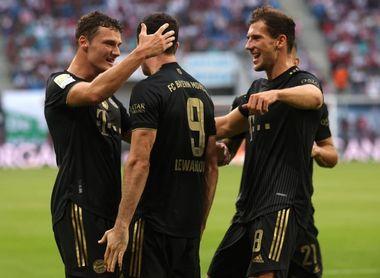 El Bayern da un golpe de autoridad