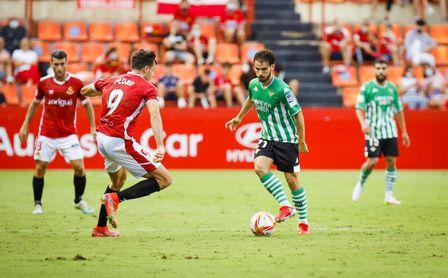 Nástic 2-0 Betis Deportivo: La cara amarga de un proceso de madurez