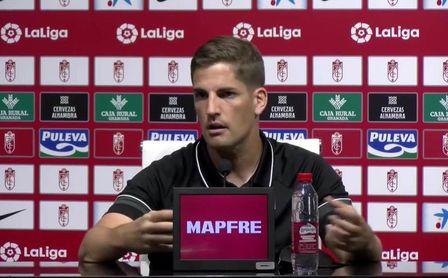 """Robert Moreno: """"El Betis es de un altísimo nivel, pero tiene la desgracia de ser el primero tras el 4-0"""""""
