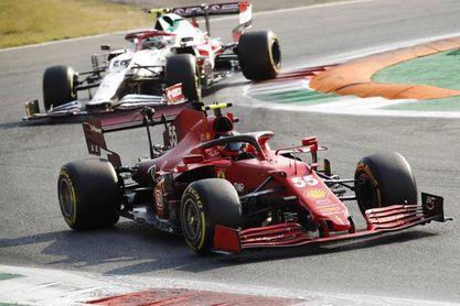 """Sainz, a """"hacer una buena salida y acabar entre los seis o cinco primeros"""""""