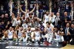 83-88. El Real Madrid remonta y gana su cuarta Supercopa consecutiva