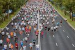 Cinco mil atletas han corrido por Madrid en 13 edición de carrera solidaria
