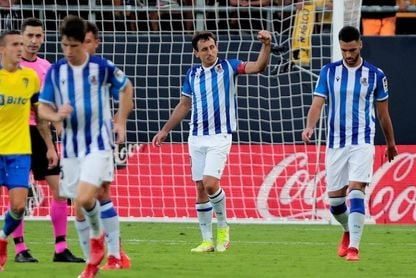 0-2. Dos goles de Oyarzábal dan el triunfo a una Real muy superior