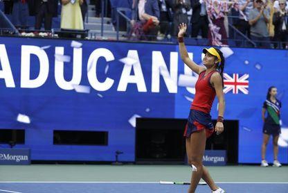 La británica Emma Raducanu gana la final y se proclama campeona del US Open