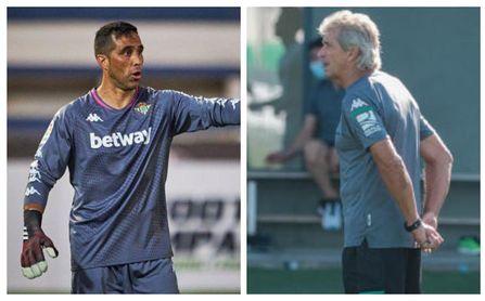 Llega el momento de Claudio Bravo, con la confianza de Pellegrini intacta