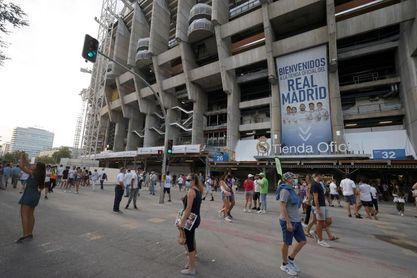 El Santiago Bernabéu reabre con emoción 560 días después