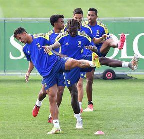 Dybala, Cuadrado y Bentancur vuelven a disposición del Juventus