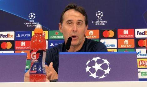 Lopetegui ensalza al Salzburgo y habla de los objetivos del Sevilla, de Óscar, Koundé, Ocampos, Óliver...