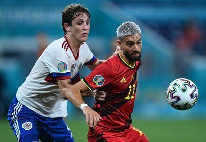 Mario Fernandes deja la selección rusa