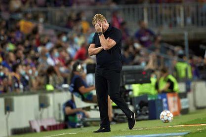0-3. El Barcelona no puede con un Bayern de Múnich muy superior