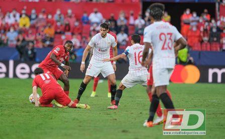 Sevilla FC 1-1 RB Salzburgo