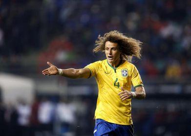 David Luiz espera vivir en Flamengo uno de los mejores momentos de su carrera