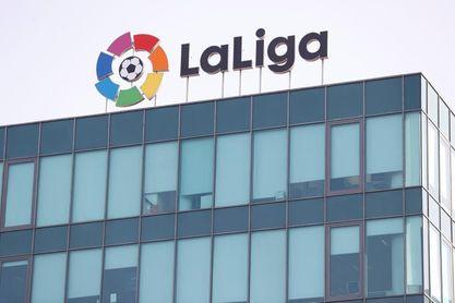 Juzgado admite personación de LaLiga y alza plazo de suspensión procedimiento