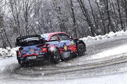 Monza cerrará la temporada del Campeonato del Mundo de Rally 2021