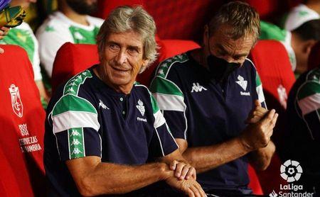 """Pellegrini destaca que hicieron """"un partido muy completo"""""""