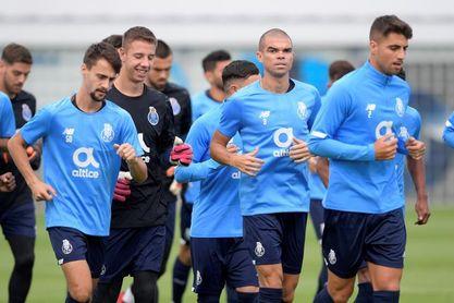 """Pepe dice que la receta para frenar a Griezmann y Suárez es el """"trabajo"""""""