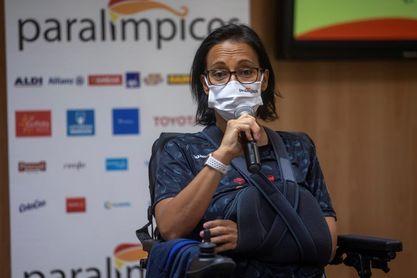 Teresa Perales regresó a España y sigue en supervisión médica en un hospital