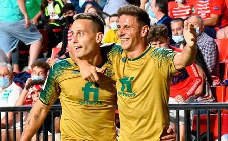 Apuestas: La fórmula Canales-Joaquín, clave las asistencias en el Betis-Celtic.