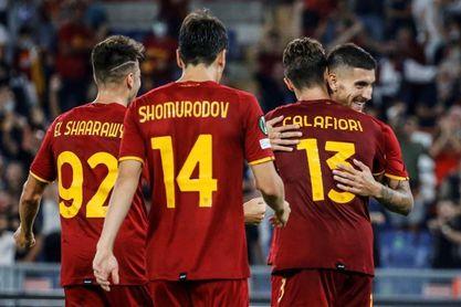 El Roma de Mourinho sólo sabe ganar