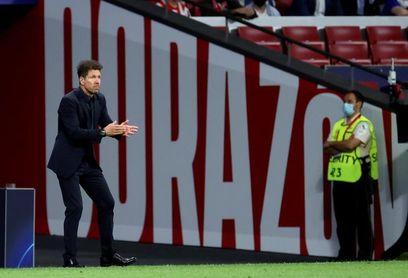 """Simeone: """"Tenemos mejora y trabajo por delante"""""""