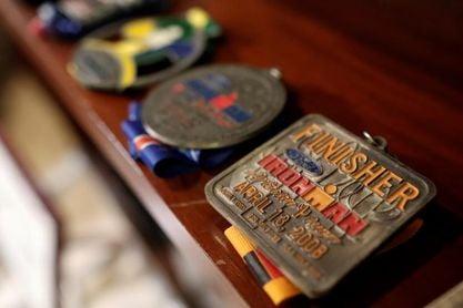 El hombre de acero panameño busca en el Ironman de Cozumel el Mundial de Kona